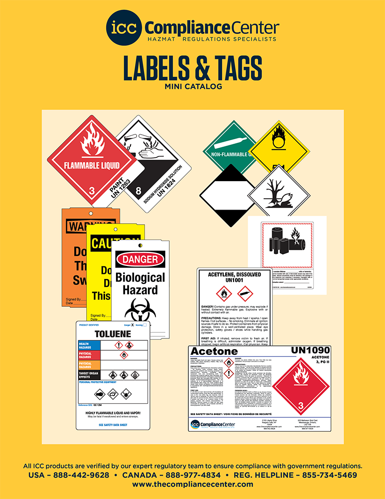 Labels & Tags Mini Cover